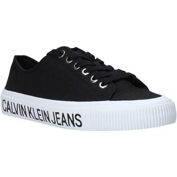 Pantofi Femei Pantofi sport Casual Calvin Klein Jeans B4R0807X Negru