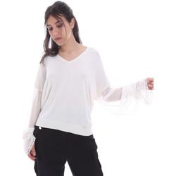 Îmbracaminte Femei Topuri și Bluze Gaudi 011FD53007 Alb