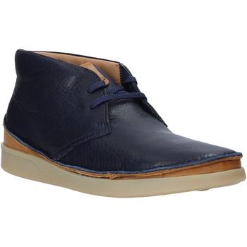 Pantofi Bărbați Ghete Clarks 26144071 Albastru