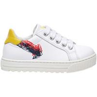 Pantofi Copii Pantofi sport Casual Naturino 2014868 01 Alb