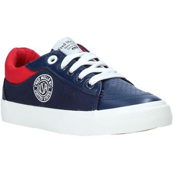 Pantofi Copii Pantofi sport Casual Fred Mello S20-SFK306 Albastru