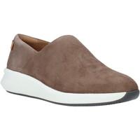 Pantofi Femei Pantofi Slip on Clarks 26140414 Maro