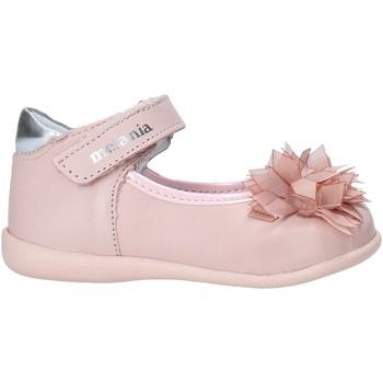 Pantofi Fete Balerin și Balerini cu curea Melania ME0122A0S.A Roz