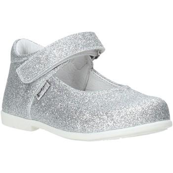 Pantofi Fete Balerin și Balerini cu curea Melania ME1460B0S.B Argint