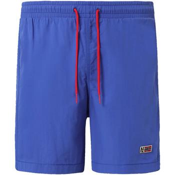 Îmbracaminte Bărbați Maiouri și Shorturi de baie Napapijri NP0A4EB2 Albastru