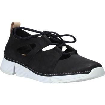 Pantofi Femei Pantofi sport Casual Clarks 26135292 Negru