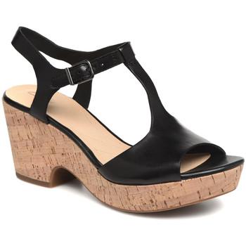 Pantofi Femei Sandale  Clarks 26142156 Negru