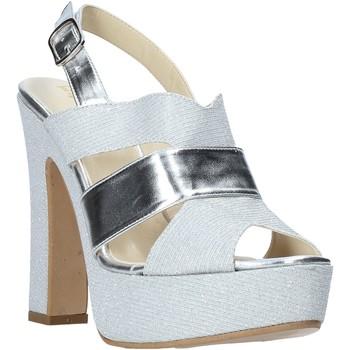Pantofi Femei Sandale  Esther Collezioni ELE 084 Argint