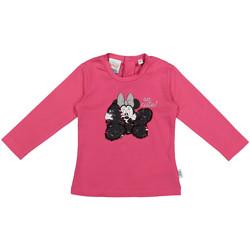 Îmbracaminte Copii Tricouri cu mânecă lungă  Melby 20C2101DN Roz