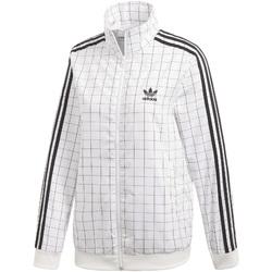 Îmbracaminte Femei Bluze îmbrăcăminte sport  adidas Originals CE1734 Alb