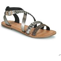 Pantofi Femei Sandale  Kickers DIAPPO Bronz