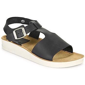 Pantofi Femei Sandale  Kickers ODILOO Negru