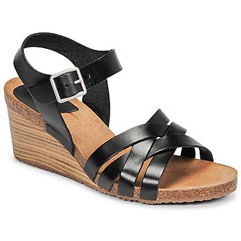 Pantofi Femei Sandale  Kickers SOLYNIA Negru