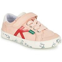 Pantofi Fete Pantofi sport Casual Kickers GODY Roz
