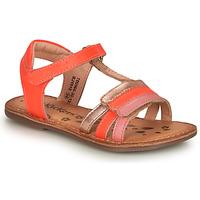 Pantofi Fete Sandale  Kickers DIAMANTO Roz