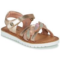Pantofi Fete Sandale  Kickers BETTYL Roz