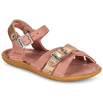 Pantofi Fete Sandale  Kickers PEPETE Roz