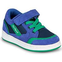 Pantofi Băieți Pantofi sport Casual Kickers BISCKUIT Albastru
