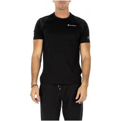 Îmbracaminte Bărbați Tricouri mânecă scurtă Champion CREWNECK T-SHIRT kk001-nbk-nbk
