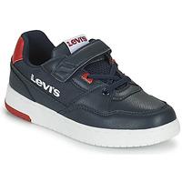 Pantofi Băieți Pantofi sport Casual Levi's SHOT Albastru