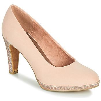 Pantofi Femei Pantofi cu toc Marco Tozzi AMMELI Roz