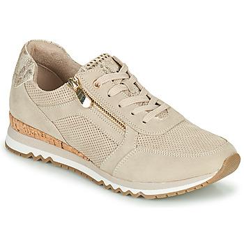 Pantofi Femei Pantofi sport Casual Marco Tozzi DORIANE Bej