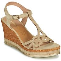 Pantofi Femei Sandale  Marco Tozzi GRIMNI Gri
