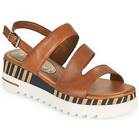 Pantofi Femei Sandale  Marco Tozzi ANTINI Coniac