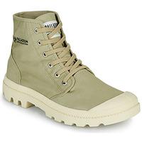 Pantofi Ghete Palladium PAMPA HI ORGANIC II Verde
