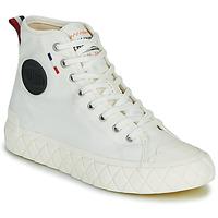 Pantofi Pantofi sport stil gheata Palladium PALLA ACE CVS MID Alb