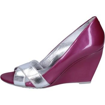 Pantofi Femei Pantofi cu toc Hogan BK708 Violet