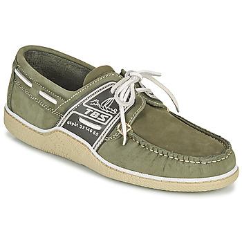 Pantofi Bărbați Pantofi barcă TBS GLOBEK Verde