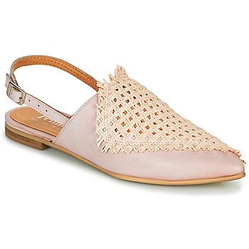 Pantofi Femei Papuci de vară Felmini LIVIA Bej