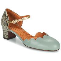 Pantofi Femei Pantofi cu toc Chie Mihara UKUMA Verde