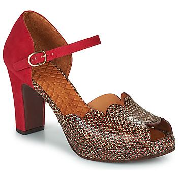 Pantofi Femei Sandale  Chie Mihara NADILA Roșu
