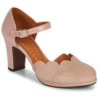 Pantofi Femei Pantofi cu toc Chie Mihara SELA Roz / Bej