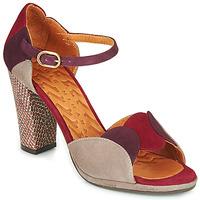 Pantofi Femei Sandale  Chie Mihara ADAIR Bordo / Bej