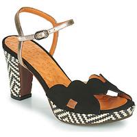 Pantofi Femei Sandale  Chie Mihara ELIS Negru