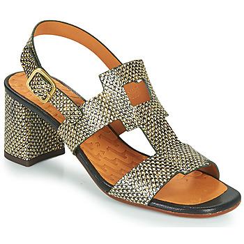 Pantofi Femei Sandale  Chie Mihara LUSCA Negru / Bej