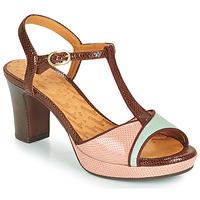 Pantofi Femei Sandale  Chie Mihara NATI Maro / Roz / Verde
