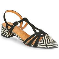 Pantofi Femei Pantofi cu toc Chie Mihara ROSALI Negru / Bej