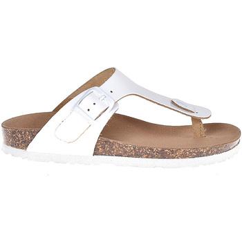 Pantofi Copii  Flip-Flops Bionatura 22B 1010 Alb