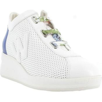 Pantofi Femei Pantofi sport Casual Melluso R20220 Alb