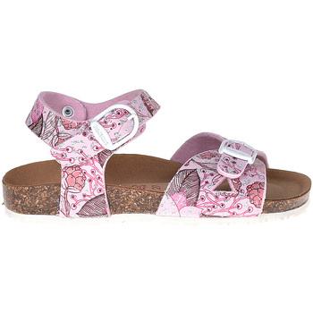Pantofi Fete Sandale  Bionatura CHIARA IMB Roz