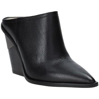 Pantofi Femei Saboti Studio Italia LOLITA Negru