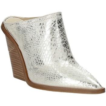 Pantofi Femei Saboti Studio Italia LOLITA Aur