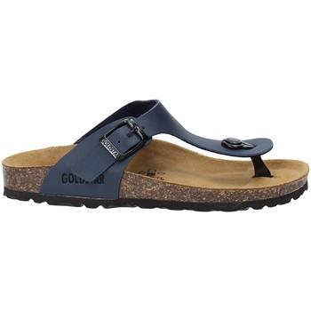 Pantofi Copii  Flip-Flops Gold Star 1830 Albastru