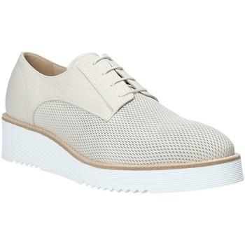 Pantofi Femei Pantofi Derby NeroGiardini P907701D Alb