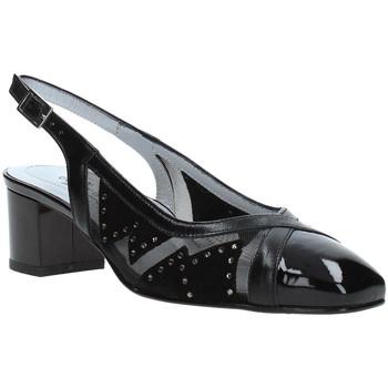 Pantofi Femei Pantofi cu toc Soffice Sogno E9330 Negru