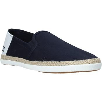 Pantofi Bărbați Pantofi Slip on Pepe jeans PMS10282 Albastru